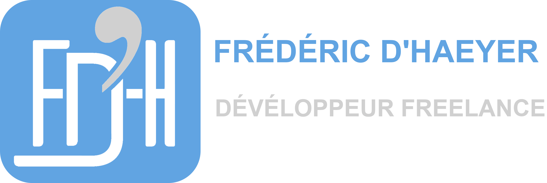Développeur Freelance Frédéric D'Haeyer